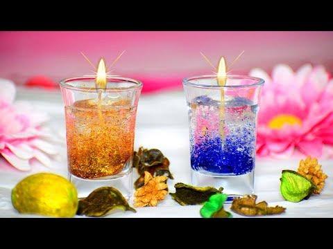 How to make Diya / Candle || DIY Diwali / Christmas decoration ideas at home
