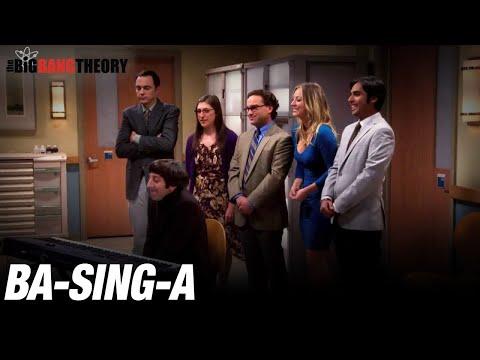 Ba-Sing-A on 'The Big Bang Theory'