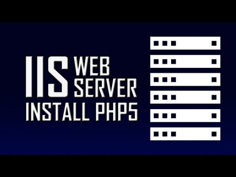 Windows Web Server - #2 - Installing PHP with IIS