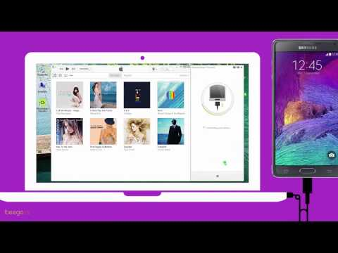Android : How to Put Music on Samsung Galaxy Note 4 ?