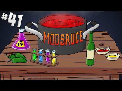 Minecraft Mod Sauce - Part 41 - Mekanism Salination Plant!