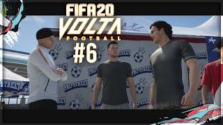 KAOS OG STJERNEPARADE I NEW YORK! - FIFA 20 VOLTA HISTORIE #6