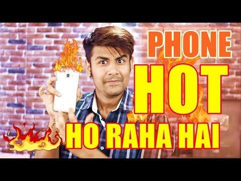 Overheating Smartphones And Other Devices  | Main Problem & Explanation