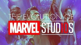Download The Evolution of Marvel Studios Video