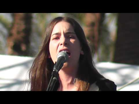 Haim- Falling Coachella 2014