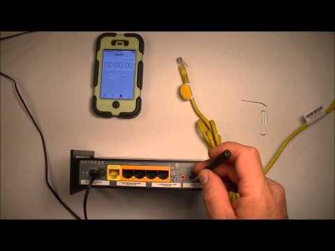 30 30 30 Reset (Hard Reset) DD-WRT Router (Netgear WNR2000V3)