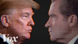 The big problem with comparing Trump to Nixon