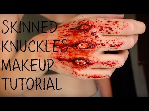 Skinned Knuckles Tutorial