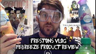 Preston Vlog - Febreze Haul