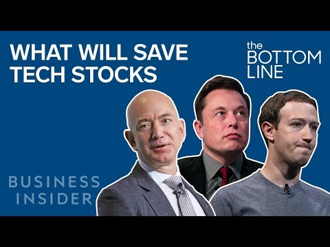 What Will Save Tech Companies