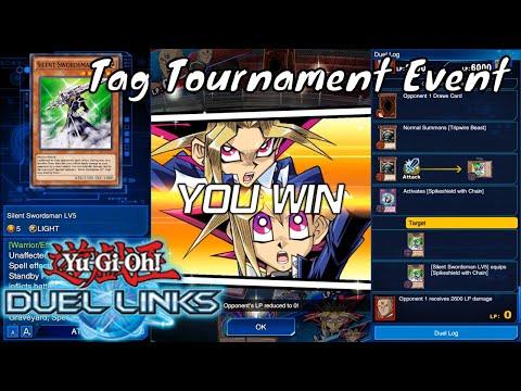 Yugioh Duel Links Season 2 Ep. 6 - Tag Tournament Event