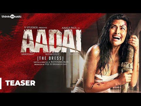 Xxx Mp4 Aadai Tamil Official Teaser Amala Paul Rathnakumar Pradeep Kumar V Studios 4K 3gp Sex