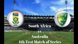 AUS vs RSA 4th test Highlights 2018|South africa Vs Australia 4th Test match Full Summary