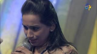 Kalpana Performance - Shiva Sankari Siva Nandha Song in Ongole ETV @ 20 Celebrations