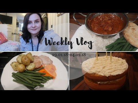 Weekly Vlog | A Really Positive Week!