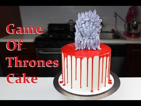 Easy Game of Thrones Cake | CHELSWEETS