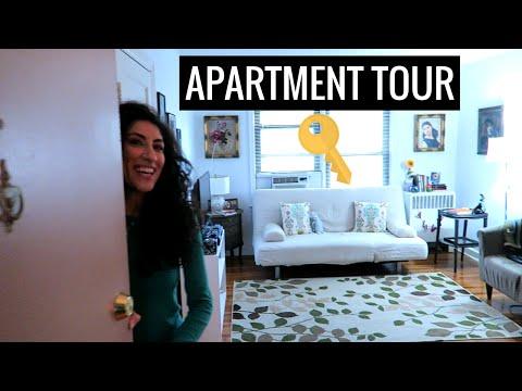 My Studio Apartment Tour - KC Country Club Plaza