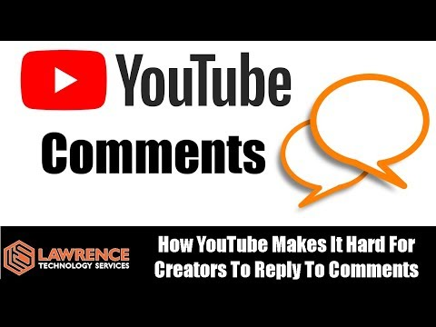 The YouTube Comment System: How YouTube Makes It Hard For Creators To Reply To Comments