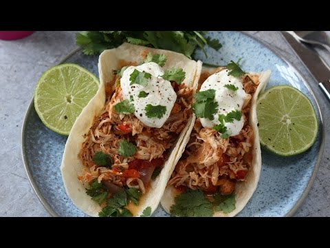 Slimming World Slow Cooker Chicken Fajitas | My Fussy Eater
