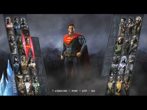 Xxx Mp4 Injustice Gods Among Us Arcade 9 Superman 3gp Sex
