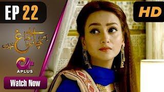 Drama   Is Chand Pe Dagh Nahin - Episode 22   Aplus ᴴᴰ Dramas   Zarnish Khan, Firdous Jamal