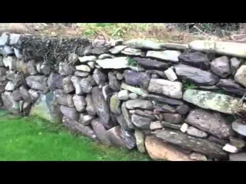 Garranbane boundary wall