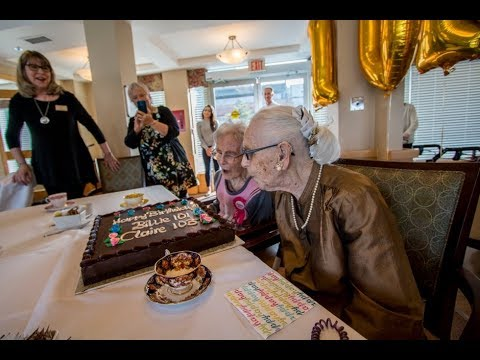 Work ethic of these 2 friends with a combined age of 204 will put you to shame