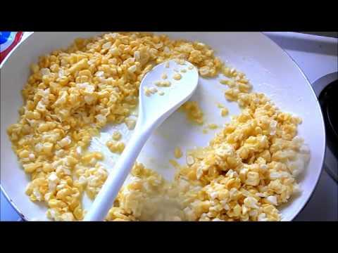 Fried Corn Easy