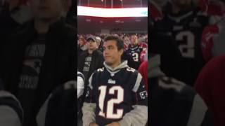 Seahawks Fan Videotaping Patriots Fans After Final Play Shows Just How Salty They Were