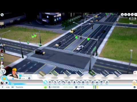 SimCity 5 (2013) | Traffic Mod with Cheat Engine