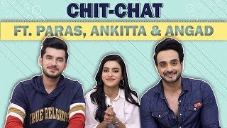 Ankitta, Paras & Angad's Chit Chat With India Forums | Ishq Aaj Kal