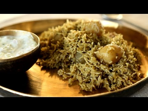 Haryana Aloo Pulao Recipe | Quick & Simple Rice Recipe | Masala Trails With Smita Deo