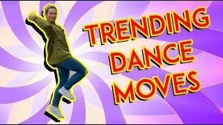 Trending Dance Moves 2018 in 30 Seconds