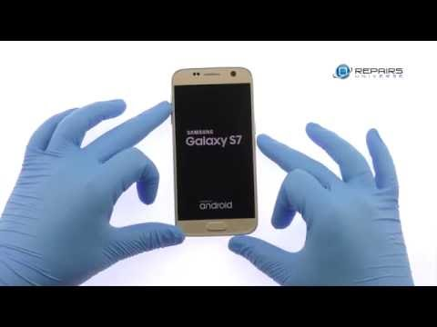 Samsung Galaxy S7 Battery and Rear Cover Replacement - RepairsUniverse
