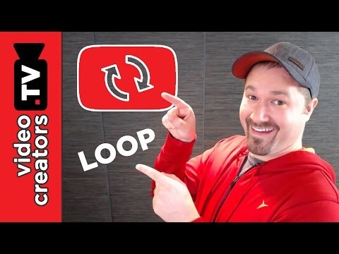 How To Loop a Video on YouTube