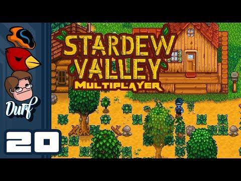 Let's Play Stardew Valley Multiplayer [v1.3 Beta] - Part 20 - An Overabundance Of Shorts