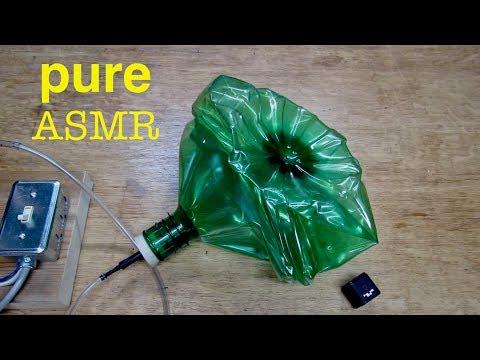 ASMR ● Bottle Crushing