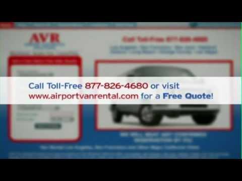 Passenger Van Rentals OC, Call 949-485-4747, Wheelchair van renal LAX