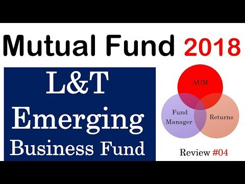 Mutual Fund Review L&T Emerging Business Fund | Compare L&T Emerging fund vs Reliance Small Cap