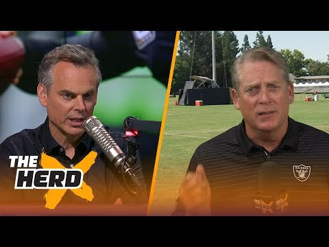 Best of The Herd with Colin Cowherd on FS1   July 31, 2017   THE HERD