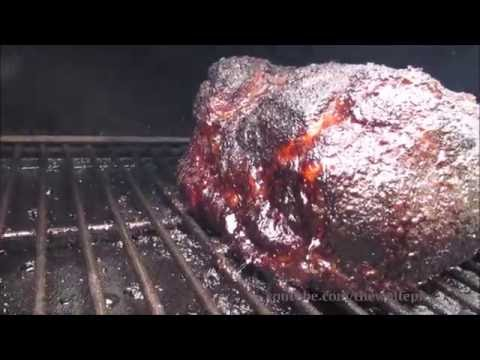 How To Make Pulled Pork - RecTec RT-300 Pellet Cooker Smoked Pork