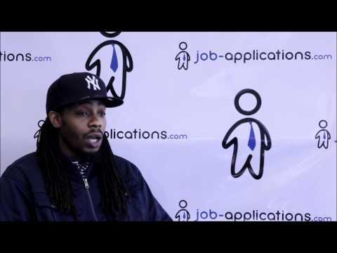 Walmart Interview - Sales Associate 2