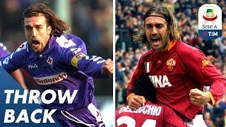 The Legend Gabriel Batistuta! | Throwback | Serie A