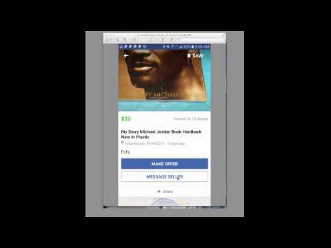 Learn to sell and buy inventory on Facebook Marketplace in 3 minutes