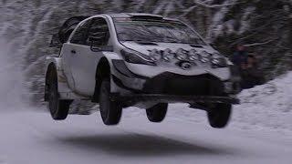 J-M Latvala / Toyota Yaris WRC - Test Rally Sweden 2018