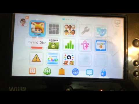 My Wii U discs are broken... :/