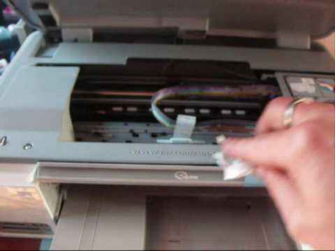 How to install a CISS onto a C5380 C6300 C6380 or any printer that uses HP 364