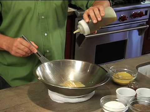 How to Emulsify - Oil and Vinegar