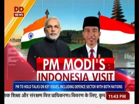 PM Modi to embark on Indonesia, Malaysia and Singapore visit