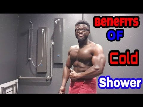 The Benefits of Cold Showers Experiment